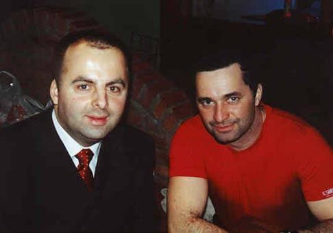 Martina Dejdara som stretol taktiež pri nakrúcaní relácie Ivana Vojteka.