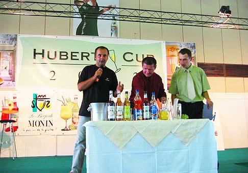 Súťaž profesionálnych barmanov v miešaní nápojov, 3. ročník Hubert Cup.