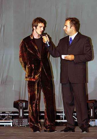 Marek Liso, manžel Miriam Lisovej Marcinekovej - najlepšej a najkrajšej módnej návrhárky.