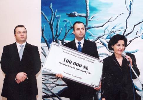 Novoročné stretnutie Správy služieb diplomatického zboru v divadle Aréna v Bratislave.