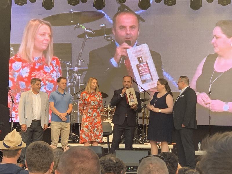 Nestville park Fest. 8 ročník  Hlavny stage. 29.jun 2019 Hniezdne