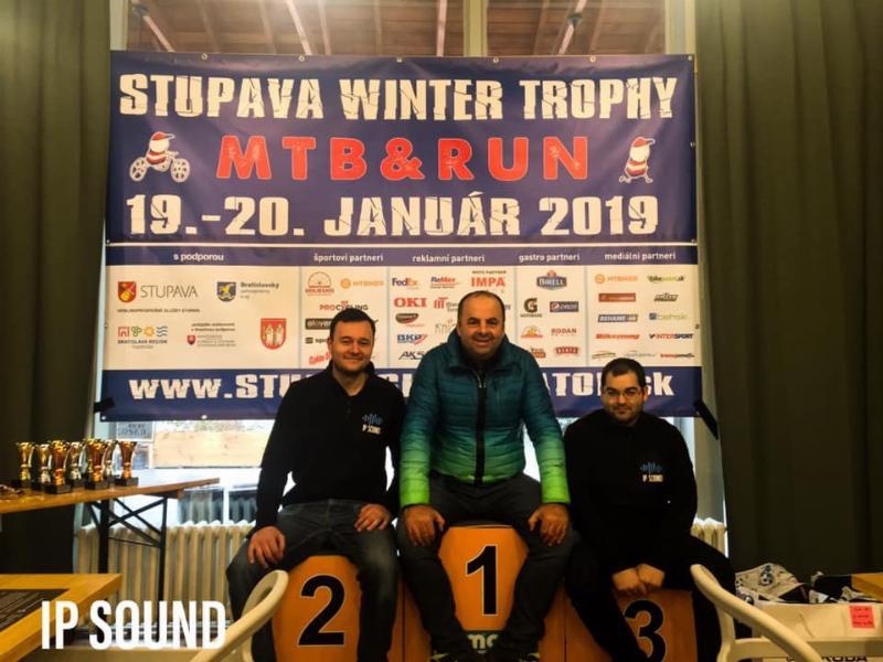 11.ročník Stupavskeho maratonu. 19.-20.januar 2019 Stupava