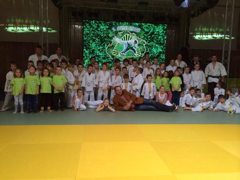 30. Výročie založenia 1.Judo klub Pezinok. 13.decembra.2013.Pezinok.