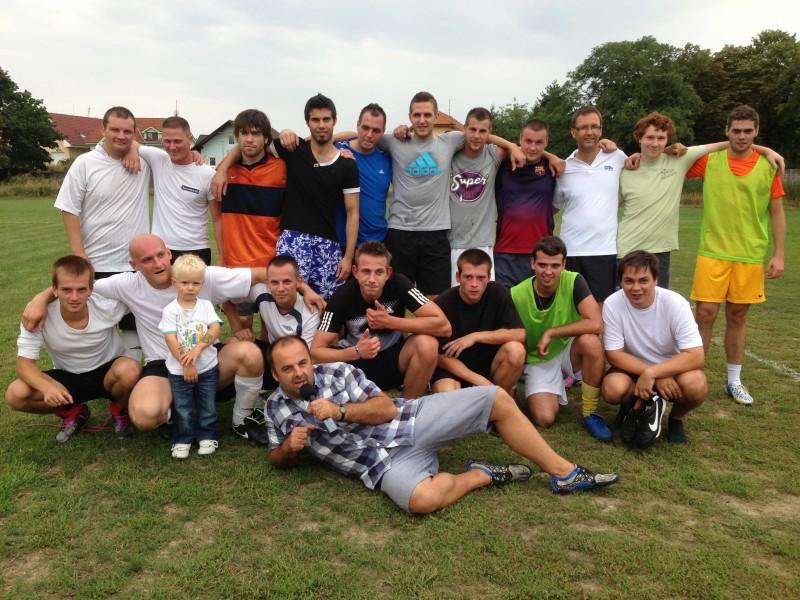 Športovy den spoločnosti Faurecia. 24.augusta.2013. Leopoldov.