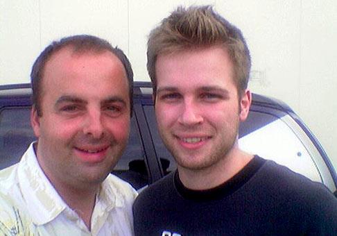 Najsexi a najmenej sexi muž. Vy si určite ktorý je ktorý ;-) Junifest 2007.
