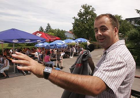 Sommer Fest spoločnosti Brose v Hoteli Kamila na Čiernej Vode.