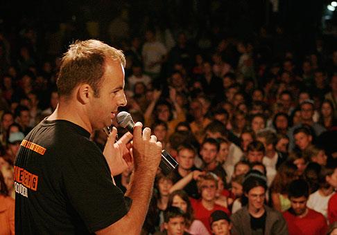Dark Dog Fest v Skalici. 2.7.2004