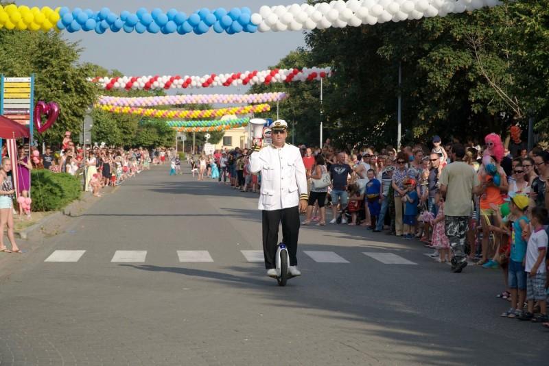 20.ročník Velkeho letneho karnevalu. 24.jun 2016. Senec.