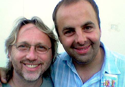 Junifest navštívil aj Dalibor Janda. A stálo to za to. Tlieskalo mu skoro 2000 ľudí. 9.6.2007.