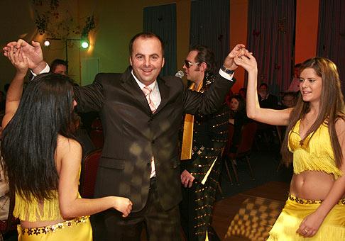 #Silvestrovskú zábava v hoteli Partizán na Táloch bola ako vždy veľmi veselá. Silvester 2007.