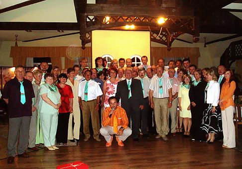 15. výročie založenia spoločnosti PAM s.r.o. v reštaurácii Bizmayer na Čiernej Vode.