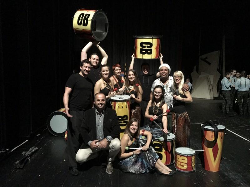 22 vyročie spoločnosti Nitrazdroj v divadle Andreja Bagara. 20.november 2016 Nitra.
