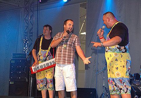 Hosťom na Junifeste bola aj skupina Maxim Turbulenc.